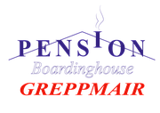 Logo of Pension Greppmair